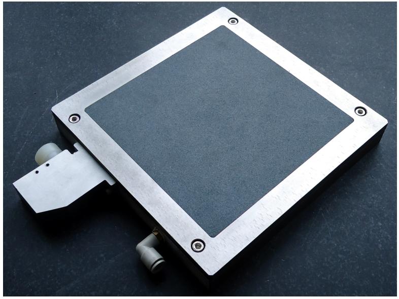 微孔真空印刷平臺